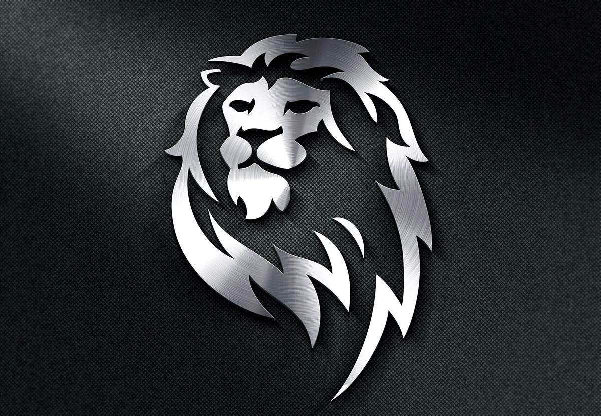 Lion Badge – Logo 01